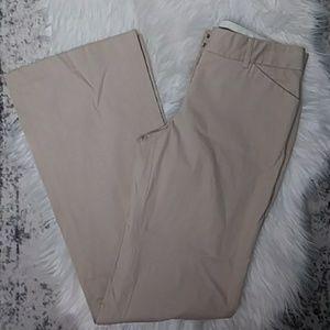 Express Design Studio Cream Editor Pants size 2